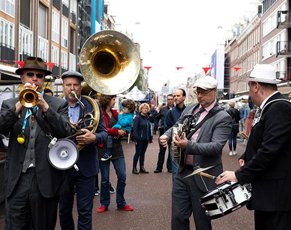Albert cuyp band